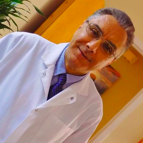 Dr. Layth Ghanim, (General & Cosmetic Dentist)