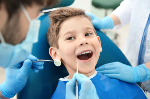 pediatric dentistry fairfax va