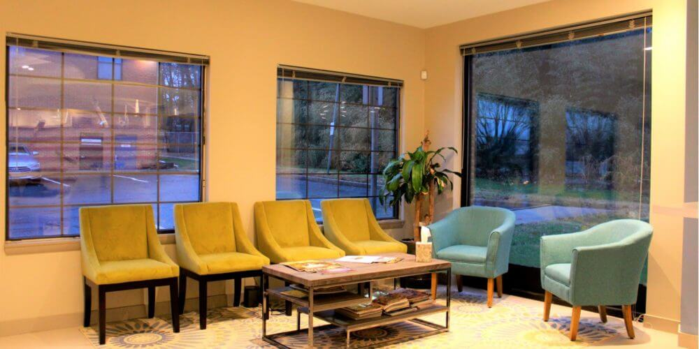 Waiting Room office front 1